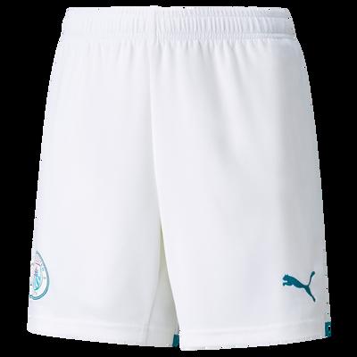 Kids Manchester City Shorts 21/22