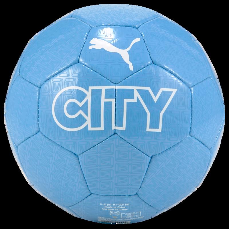 MCFC LW FTBLCORE FAN MINI BALL - blue