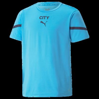 Kids Manchester City Pre-Match Shirt