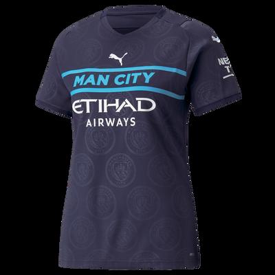 Womens Manchester City 3rd Shirt 21/22