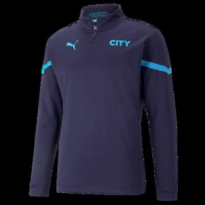 Manchester City Pre-Match 1/4 Zip Top