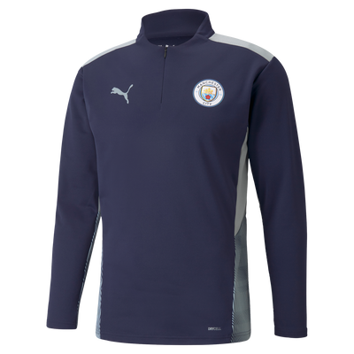 Manchester City Training 1/4 Zip Top