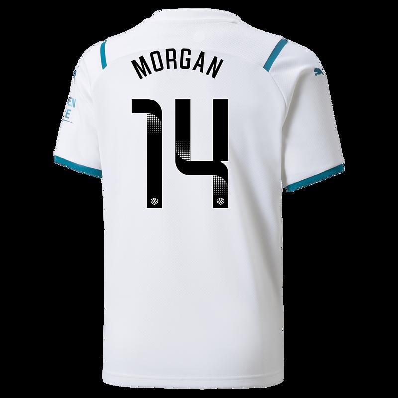 MCFC MW KIDS AWAY SL SHIRT SS-MORGAN-WSL-WSL-TRUE -