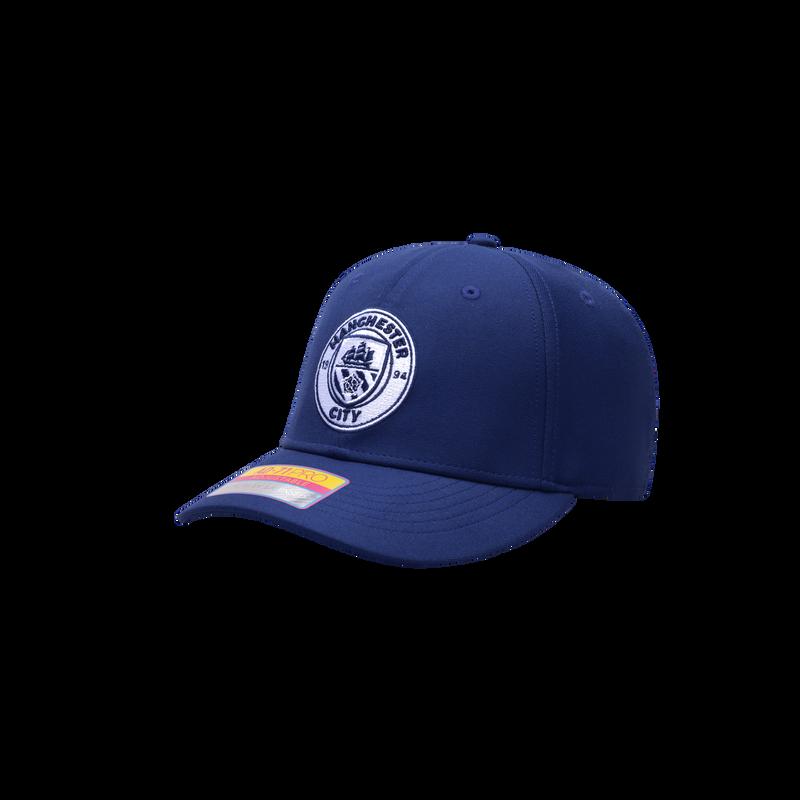 MCFC FW HIT BB CAP - navy