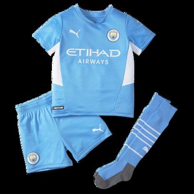 Manchester City Home Mini-Kit 21/22