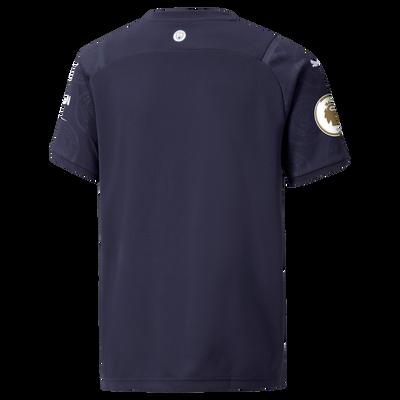 Manchester City 3rd Mini-Kit 21/22