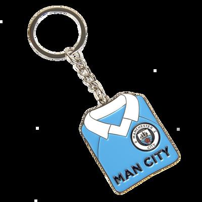 Manchester City Shirt Keyring