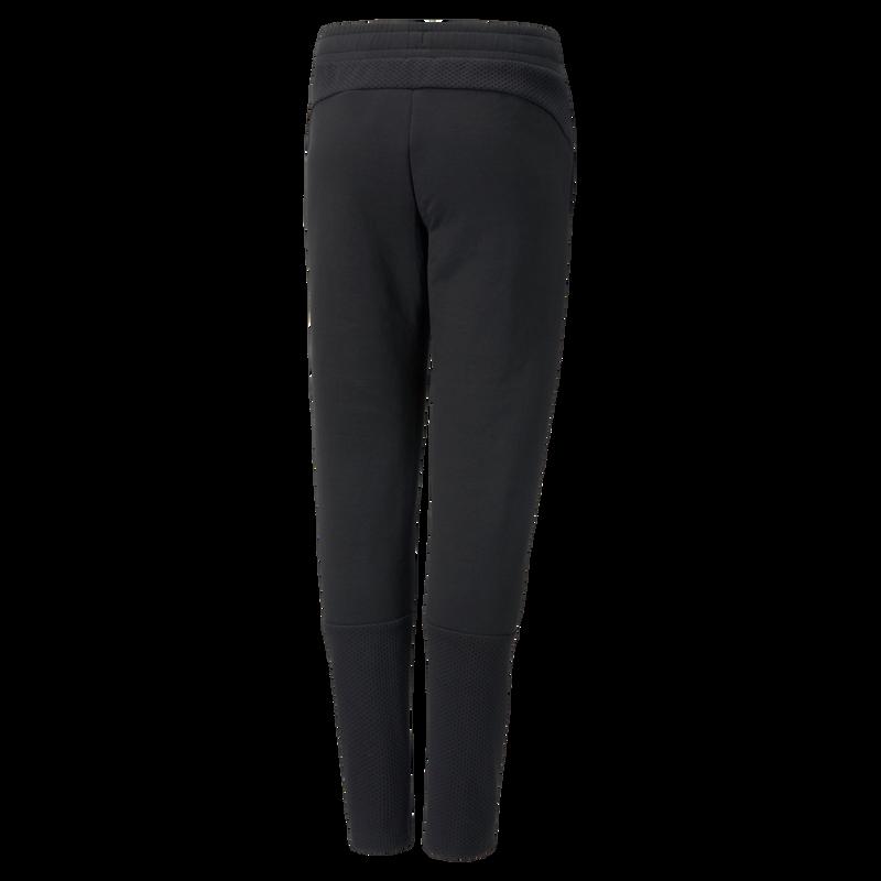 MCFC LW KIDS CASUALS SWEAT PANTS - black