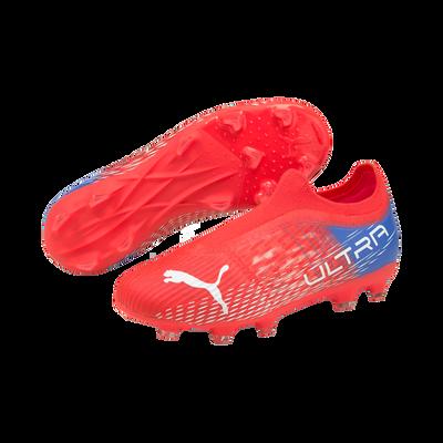 Kids Manchester City Ultra 3.3 FG Football Boots