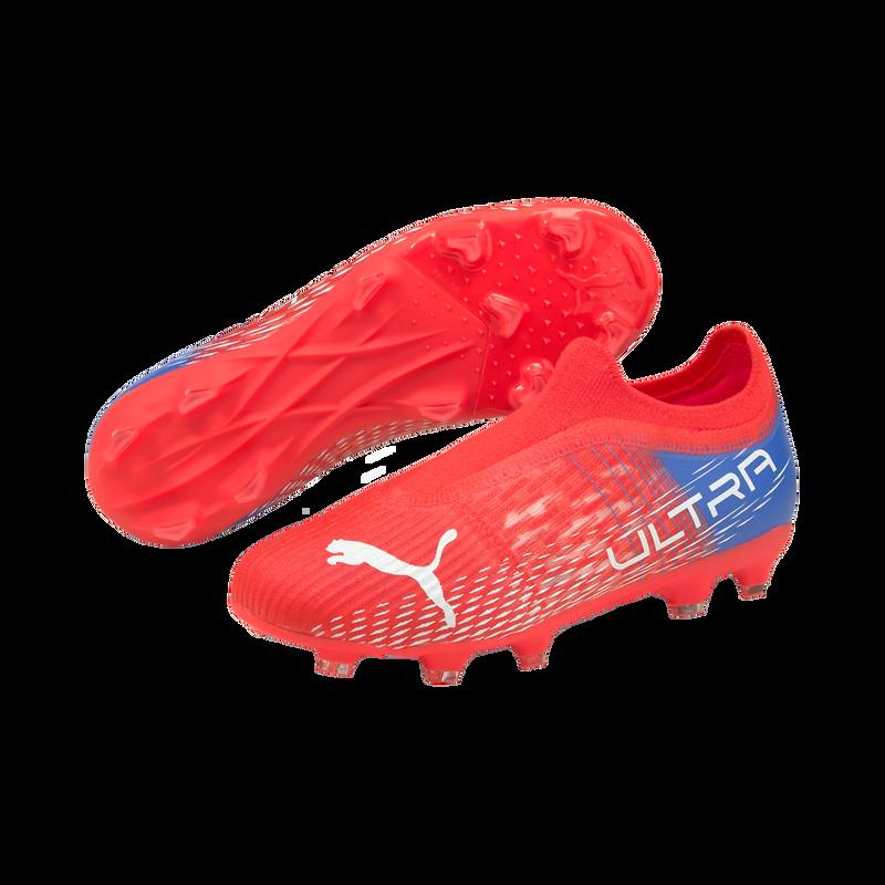 MCFC TR KIDS ULTRA 3.3 FG - red