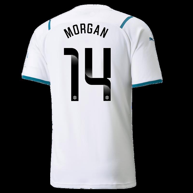 MCFC MW MENS AWAY SL SHIRT SS-MORGAN-WSL-WSL-TRUE -