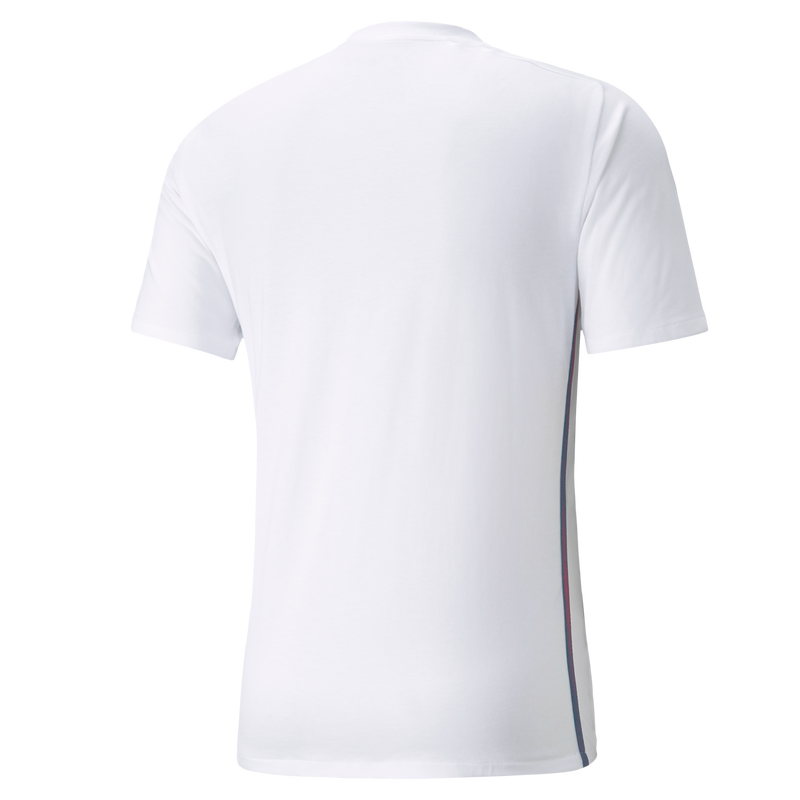 MCFC LW MENS CASUALS TEE SS - white