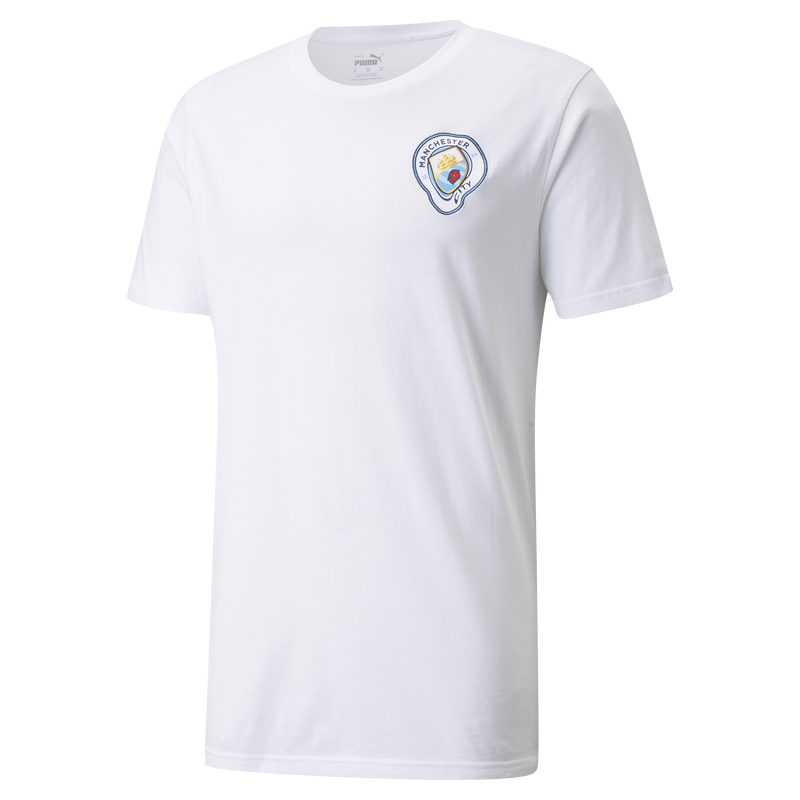 MDCR LW MENS GRAPHIC TEE SS - white