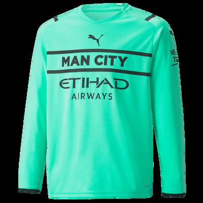 Kids Manchester City 3rd Goalkeeper Shirt 21/22