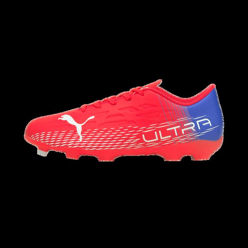 MCFC TR KIDS ULTRA 4.3 FG - red