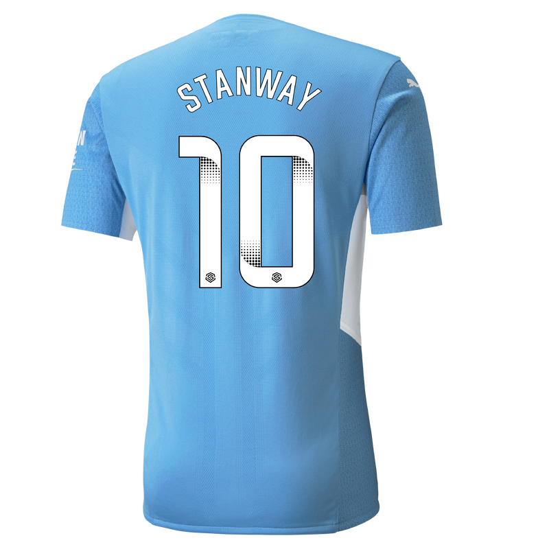 MCFC MW MENS AUTHENTIC HOME SL SHIRT SS-STANWAY-WSL-WSL-TRUE -