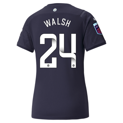 Womens Manchester City 3rd Shirt 21/22 with Keira Walsh printing