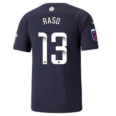 [Pre-order] Manchester City 3rd Shirt 21/22 with Hayley Raso printing
