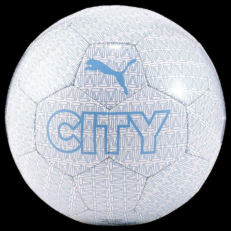 MCFC LW FTBL CORE FAN BALL - white
