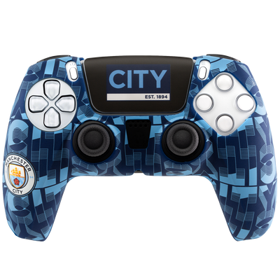 Manchester City PS5 Controller Skin
