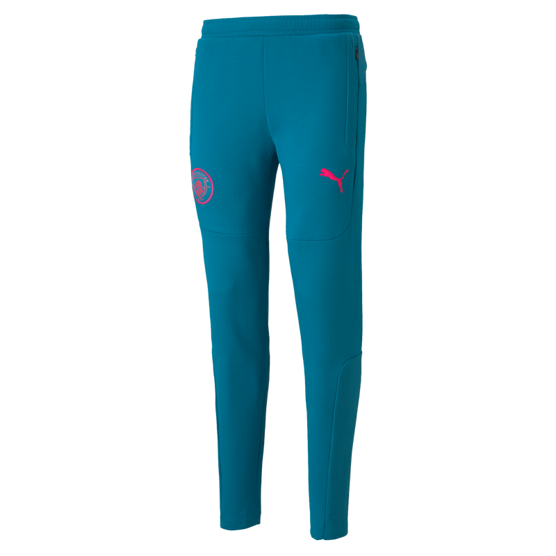 MCFC LW CASUALS SWEAT PANTS - turquoise