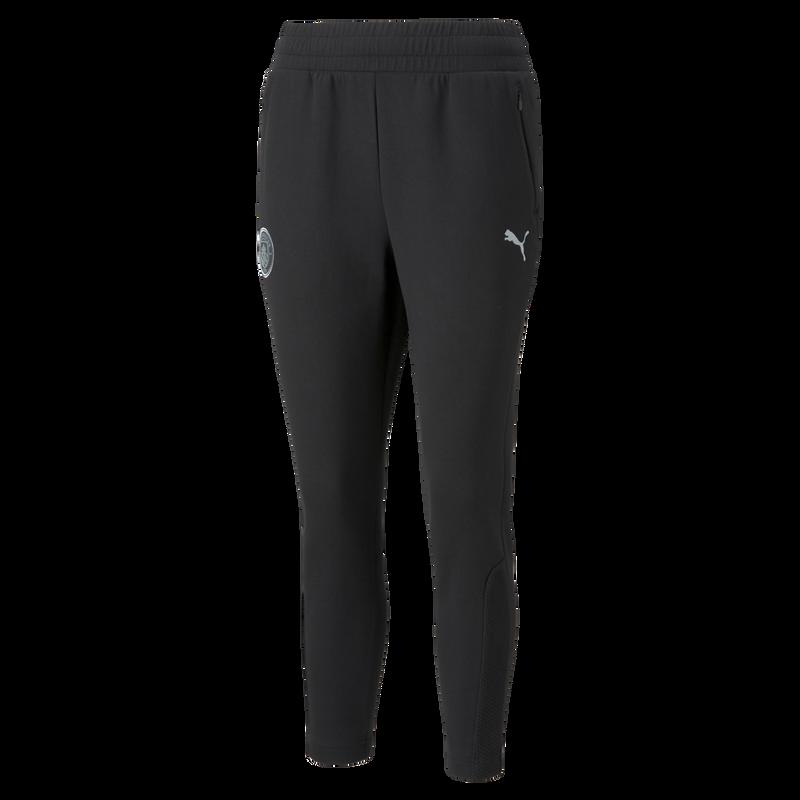 MCFC LW WOMENS CASUALS SWEAT PANTS - black