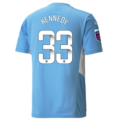 [Pre-order] Manchester City Home Shirt 21/22 with Alanna Kennedy printing