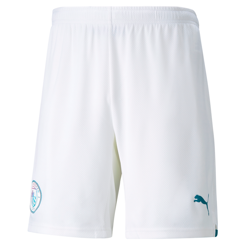 MCFC RP MENS SHORTS - turquoise