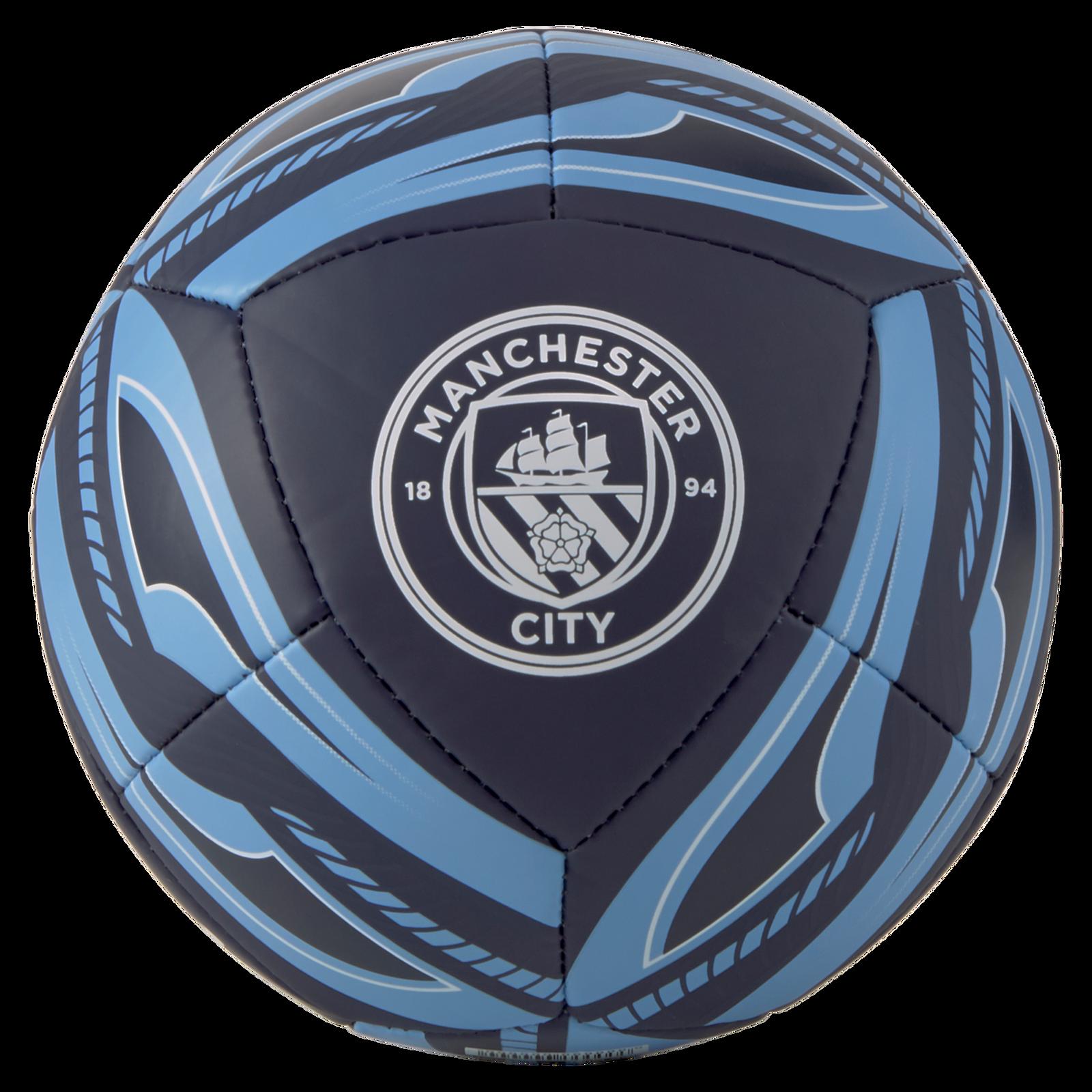 Ballon emblématique Puma de Man City