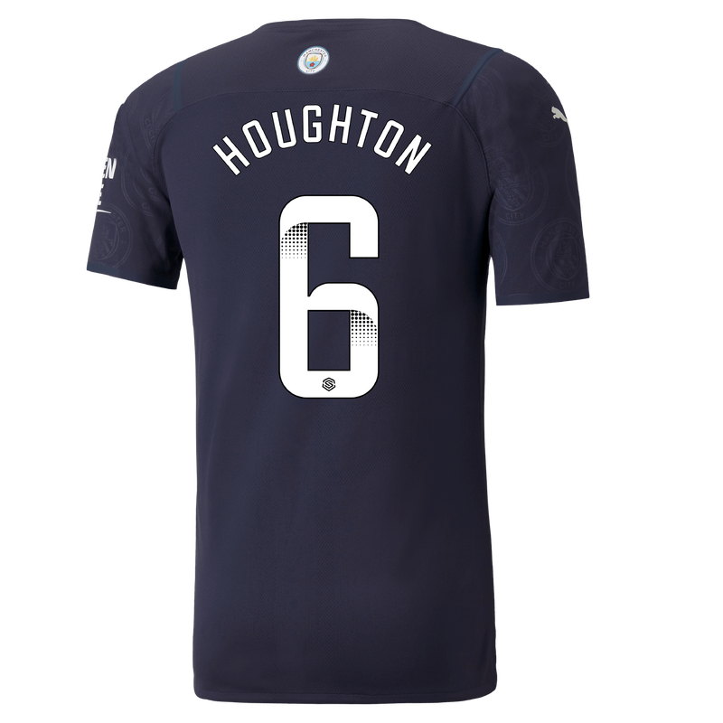 MCFC MW 3RD AUTHENTIC SHIRT SS-HOUGHTON-WSL-WSL-TRUE -