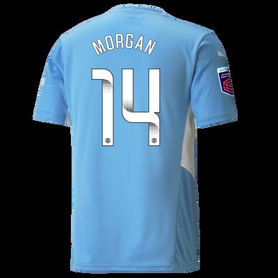 Manchester City Home Shirt 21/22 with Esme Morgan printing