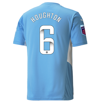 Manchester City Home Shirt 21/22 with Steph Houghton printing