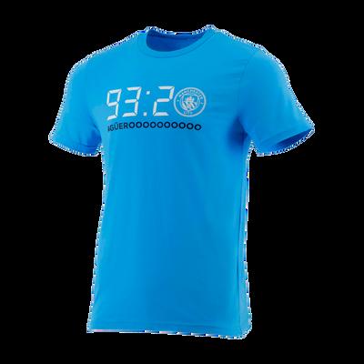 Manchester City 93:20 Agüero Tee