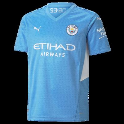 Kids Manchester City Home Shirt 21/22