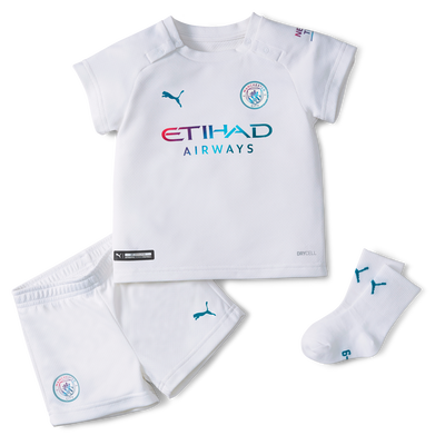 Manchester City Away Baby-Kit 21/22