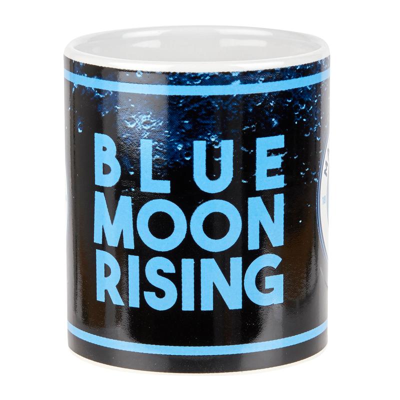 MCFC FW BLUE MOON MUG F - light blue