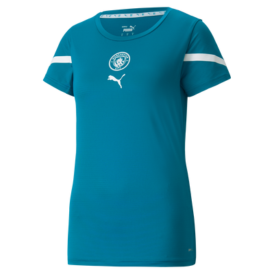 Womens Manchester City Pre-Match Shirt
