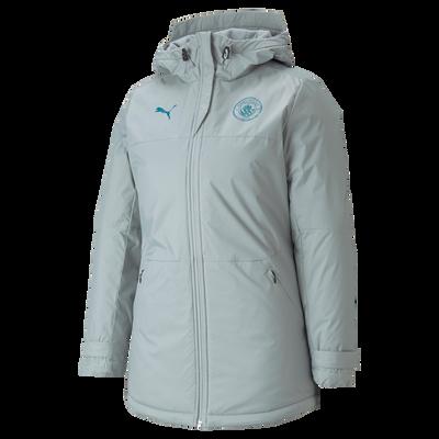 Womens Manchester City Training Winter Jacket
