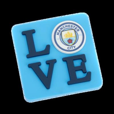 Manchester City Love Magnet