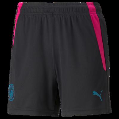 Womens Manchester City Training Football Shorts