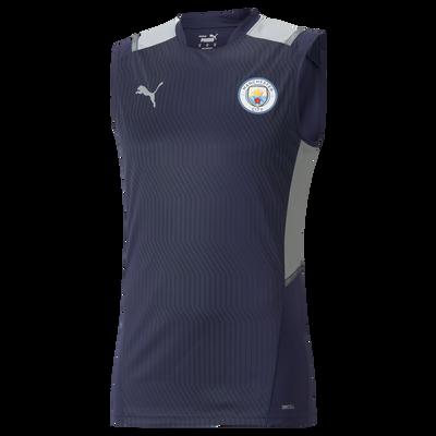 Manchester City Sleeveless Training Shirt