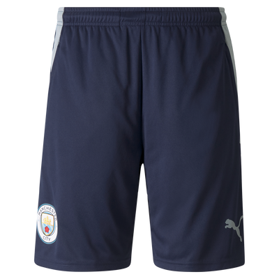 Manchester City Training Football Shorts with pockets