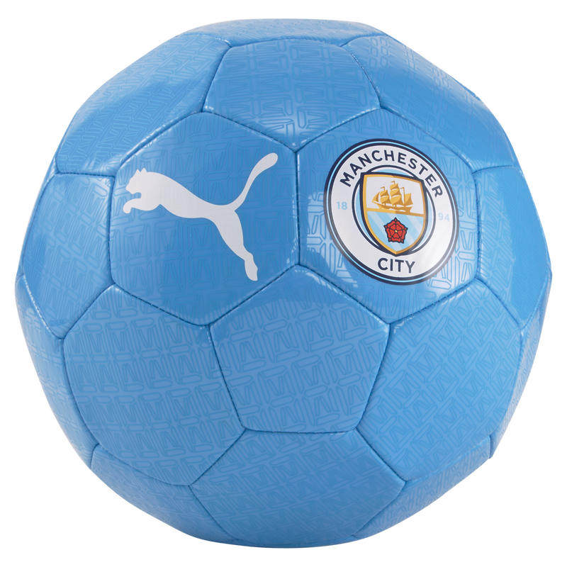 MCFC LW FTBL CORE FAN BALL - light blue
