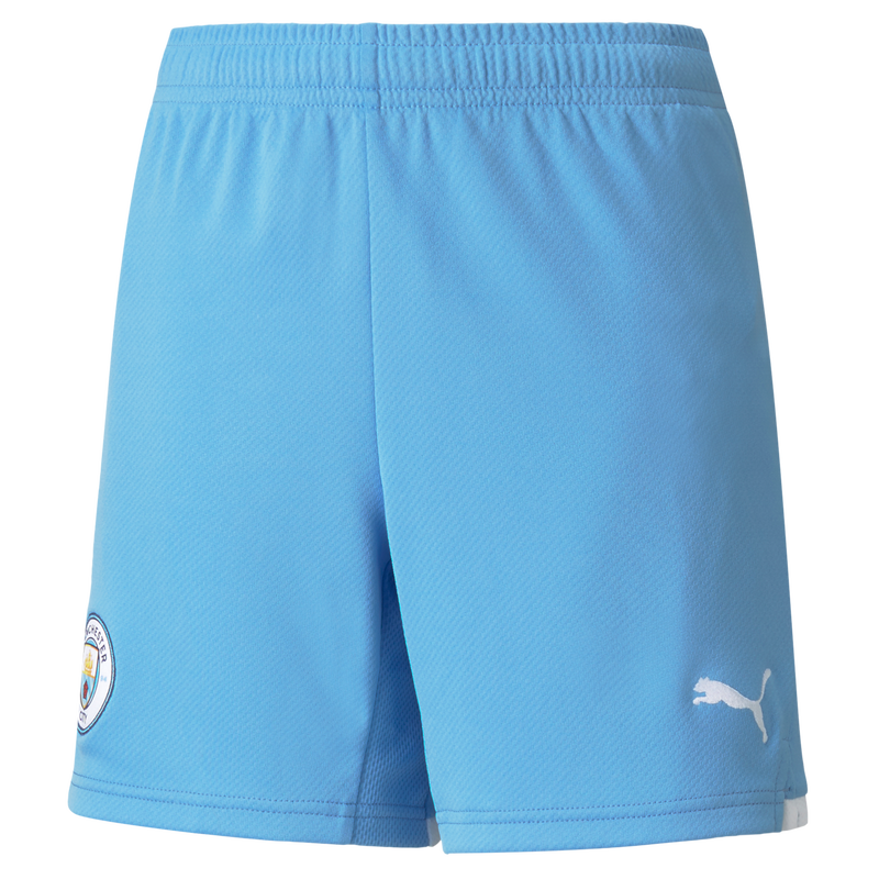 MCFC RP KIDS SHORTS - blue