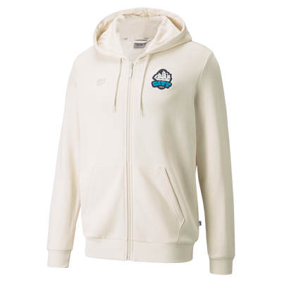 Manchester City Ftbl Feat Hooded Sweat