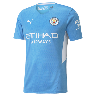 Manchester City Authentic Home Shirt 21/22