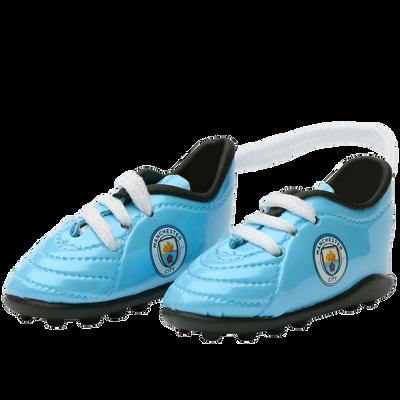 Manchester City Boots Car Hanger