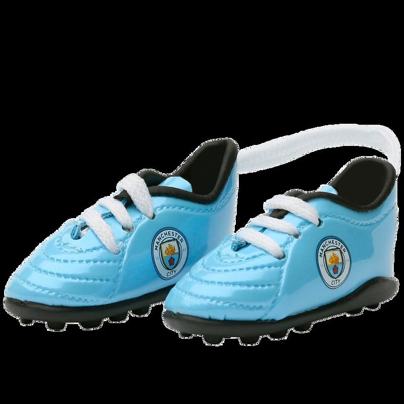 MCFC FW BOOTS CAR HANGER F - light blue