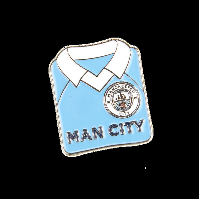 MCFC FW SHIRT BADGE - light blue