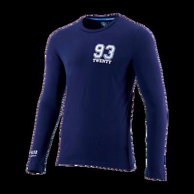 Manchester City 93:20 Agüero Long Sleeve T-Shirt